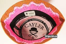 <b>Панама</b> оригинал летняя пончик <b>Cayler Sons</b> Украина купить ...