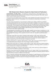 IDA Welch Award News Release 20-19 6