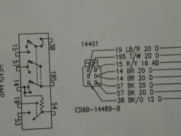 fox body headlight wiring diagram fox image wiring where do these headlight switch wires go pulled out of the plug on fox body headlight