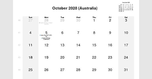 Editable 2020 Calendar