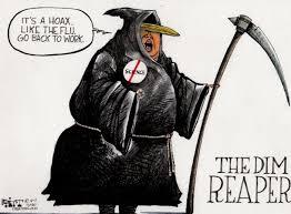 trump grim reaper cartoon politizoom