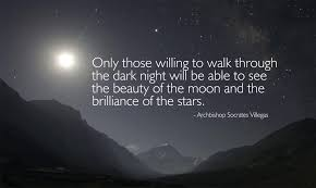 Moon Beauty Quotes Best of Dark Night YouthPinoy
