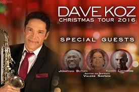 Catch Nathaniel on the Dave Koz & Friends Christmas Tour ...