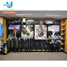 Golf Club Display Stand Wholesale Best Retail Shop Fittings Golf Club Display Stand Rack 61