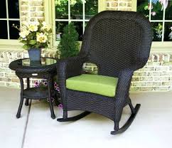 outdoor wicker rocking chairs with cushions. patio ideas: outdoor wicker rocking chair cushions porch rave pine fabric tortoise chairs with e
