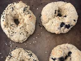 oat flour bagels gluten free olea