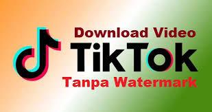 Cara Download Video TikTok Tanpa Watermark Paling gampang