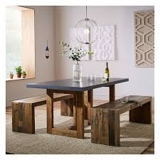 faux stone outdoor dining table. best of stone top kitchen table and 25 west elm dining ideas only on faux outdoor