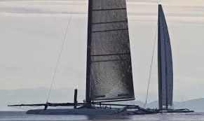 Sailboat Comparison Chart Bmw Oracle Usa 17 Vs Alinghi 5 Comparison Chart