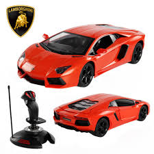 1 14 lamborghini rc car gravity sensor dangling remote control open doors new
