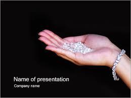Diamonds Powerpoint Template Backgrounds Google Slides Id