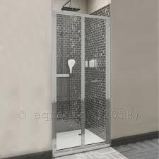 shower doors 900mm bi fold bifold
