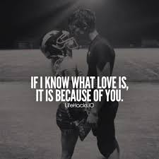 Football Motivational Quotes Inspiration 48 Really Cute Love Quotes Sayings Straight From The Heart