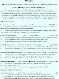 Spanish Teacher Resume Best Resume In Spanish Resume Example The Best Cashiers Ideas On Artist