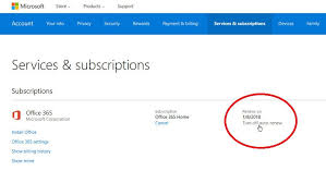 Cancel Office 365 How To Cancel Your Microsoft Office 365 Subscription Pcmag Com