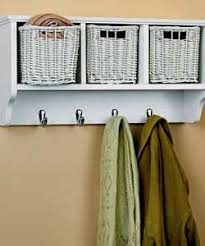 Wall Coat Rack With Baskets 100 best Coat Hooks images on Pinterest Coat stands Coat hooks and 82