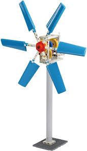 wind turbine models for kids to make