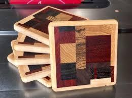 s wood drink coasters