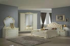 High Gloss Italian Bedroom Furniture Beige High Gloss Bedroom ...