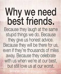 Great Friends Quotes Cool Great Friends Quotes Awesome We Need Best Friends Friendship Quotes