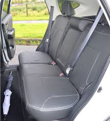 honda crv black edition tailored seat covers