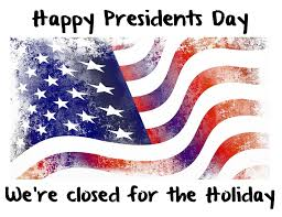 Image result for closed presidents day