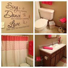 Beautiful College Apartment Bathroom Decorating Ideas Idea Of A Perfect At Least The Throughout Design