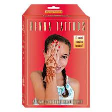 Henna Tattoo Designs For Kids