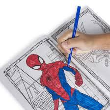 Peter parker's parents were spies working for a secret government organization. Marvel Spider Man Jumbo Coloring And Activity Book Five Below Let Go Have Fun