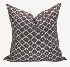kelly wearstler ziggurat and i d love to get this pillow to match our wallpaper