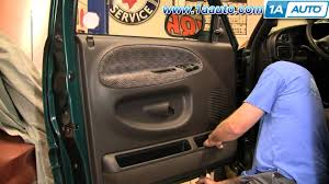 96 dodge ram door speaker wiring 96 image wiring how to install replace a door panel dodge ram 94 01 1aauto com on 96 dodge
