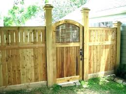 fence and gate small fence panels garden gate and fence ideas large size of garden fence