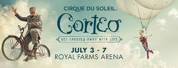 Cirque Du Soleil Royal Farms Arena