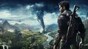 rico rodriguez and tornado wallpaper from just cause 4