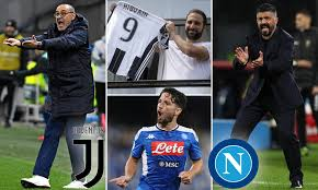 Napoli live stream online if you are registered member of bet365, the leading online betting company that has streaming. Juventus V Napoli Is Italian Football S Establishment Against The Rebels Ahead Of Coppa Italia Final Daily Mail Online