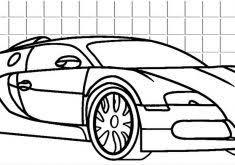 Small Picture Bugatti Coloring Page Great Car Colotring Pages With Bugatti