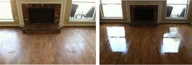 how much to refinish engineered hardwood floors