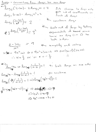 worksheet exponential equations not requiring logarithms similiar exponential equations without solving logarithms keywords level maths notes