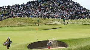 Who's saying what at the British Open ...