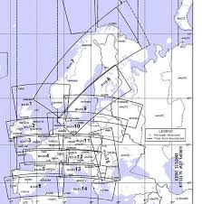 Air Navigation Charts Europe Ifr Charts