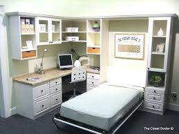 office with murphy bed. Home Office With Murphy Bed W Cabinet Via
