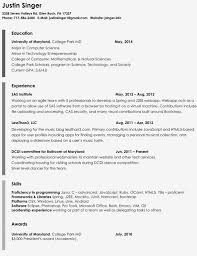Copy And Paste Resume Templates Classy Resume Template To Copy And Paste Best Resume Examples