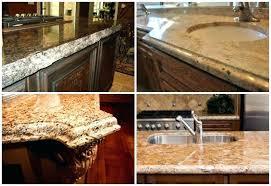 granite countertop edges most popular granite edges most popular photos design