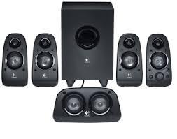 speakers under 10. logitech z506 surround sound 5.1 multimedia speakers under 10 e