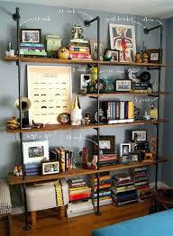 office shelving ideas home bookshelf shelves wall67 wall