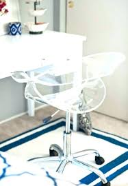 clear office chairs. Acrylic Desk Chair Swivel Clear Chairs Glamorous . Office