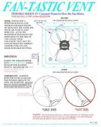 fan tastic vent speed noise reduction fiberglass rv Fantastic Vent Wiring Diagram screen shot 2014 05 21 at 3 54 04 pm jpg fantastic vent wall control wiring diagram