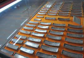 Trade Silver Bars