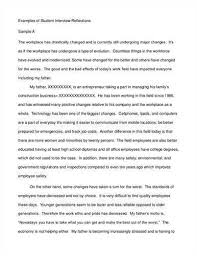 interview essay example interview essays examples interview essay narrative interview essay example template