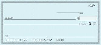 Blank Cheque Template Fascinating Free Printable Checks Template Blank Checks Template Presentation